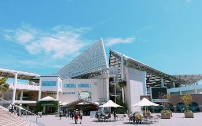 横浜八景島シーパラダイス・アクアミュージアム外観