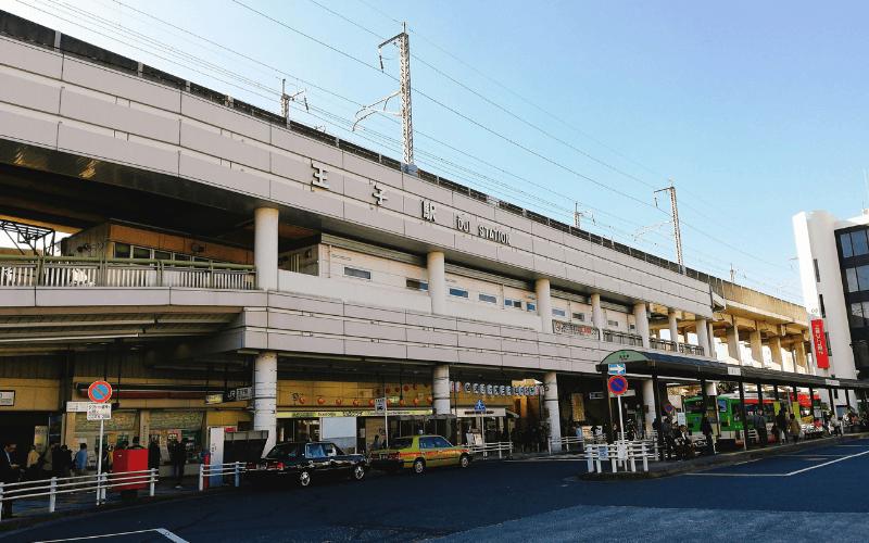 東京北区・王子駅