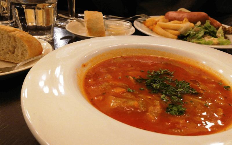 ゲント・スープランチ