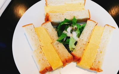 俺のBakery&Cafe・厚焼きたまごサンドイッチ