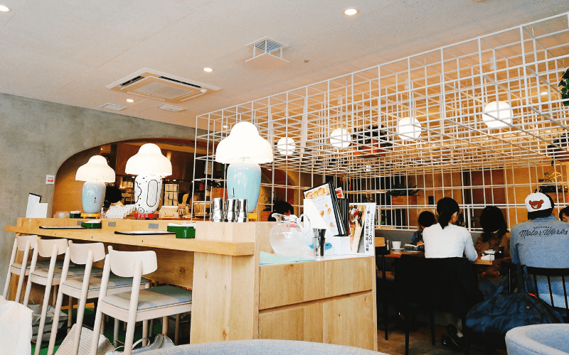 俺のBakery&Cafe 東銀座歌舞伎座前