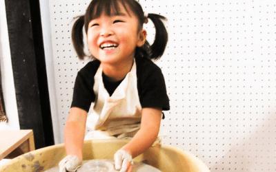 東京白金・ものづくり体験「親子で陶芸体験」