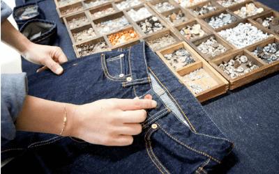 東京恵比寿・ものづくり体験「オリジナルジーンス作り」