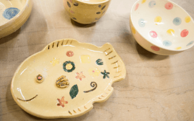東京白金・ものづくり体験「陶芸体験」