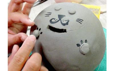 東京白金・ものづくり体験「夏休み自由研究・手びねり陶芸体験」