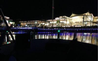 横浜八景島シーパラダイス「花火シンフォニア」
