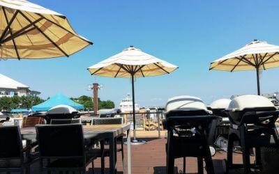 「Seafood & Grill YAKIYA(やきや)」有料エリア @八景島シーパラダイス