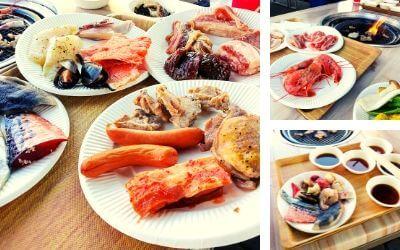「Seafood & Grill YAKIYA(やきや)」バーベーキュー食べ放題・90分50種類