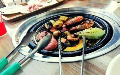 「Seafood & Grill YAKIYA(やきや)」バーベーキュー食べ放題