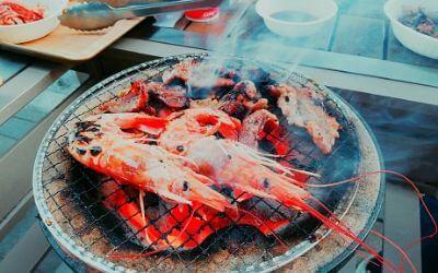 「海のバーベキュー焼屋(焼屋)」(元・「Seafood & Grill YAKIYA(やきや)」)