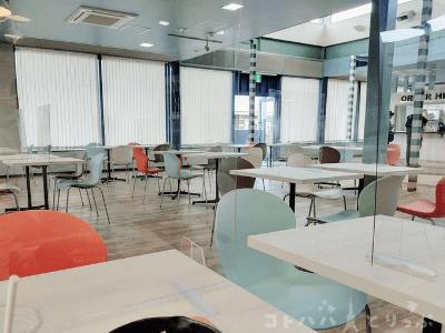 【横浜・八景島シーパラダイス「うみファームキッチン」内観】