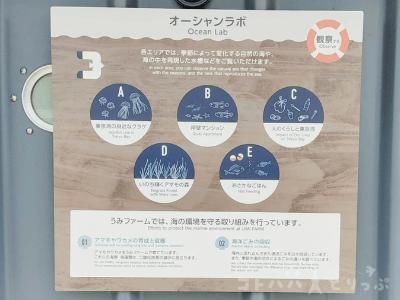 横浜・八景島シーパラダイス「うみファーム・オーシャンラボ」